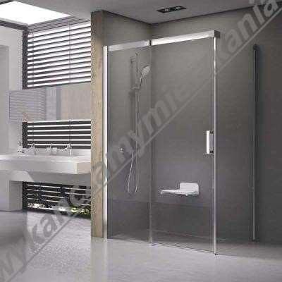 Ravak kabiny prysznicowe bez brodzika