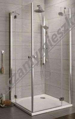 kabina prysznicowa z hydromasazem Koło