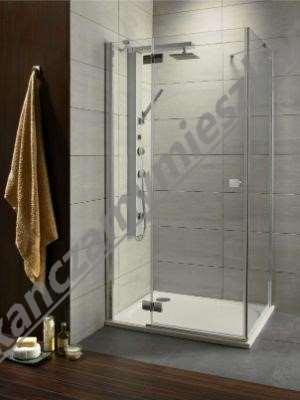 kabina prysznicowa z hydromasazem Ravak