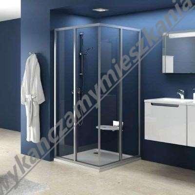 kabiny prysznicowe z brodzikiem Ravak