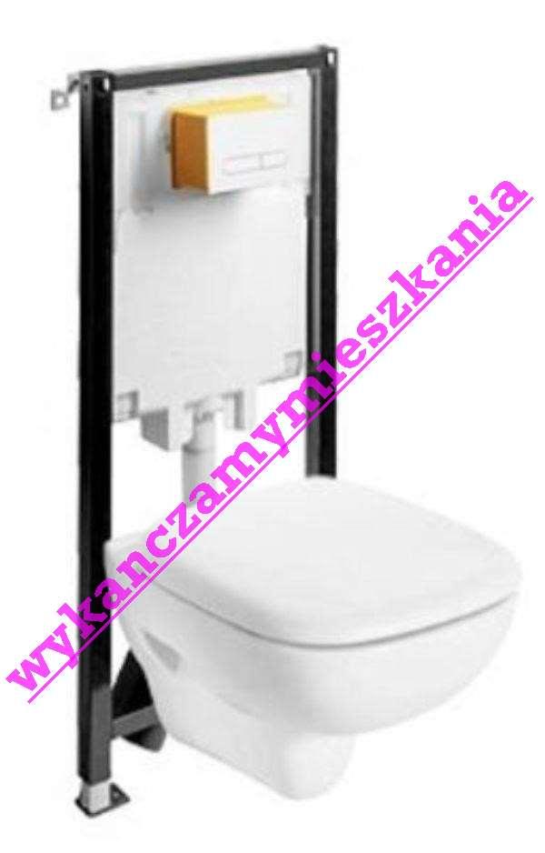 Duravit miska wc bez kolnierza
