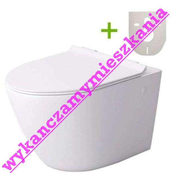 miska wc bez kolnierza Grohe