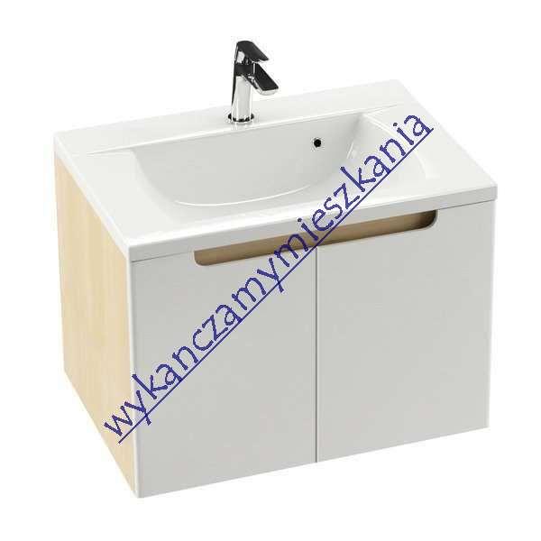 Koło szafka lazienkowa pod umywalke