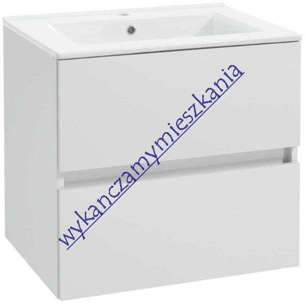 szafka pod umywalke z blatem Oristo