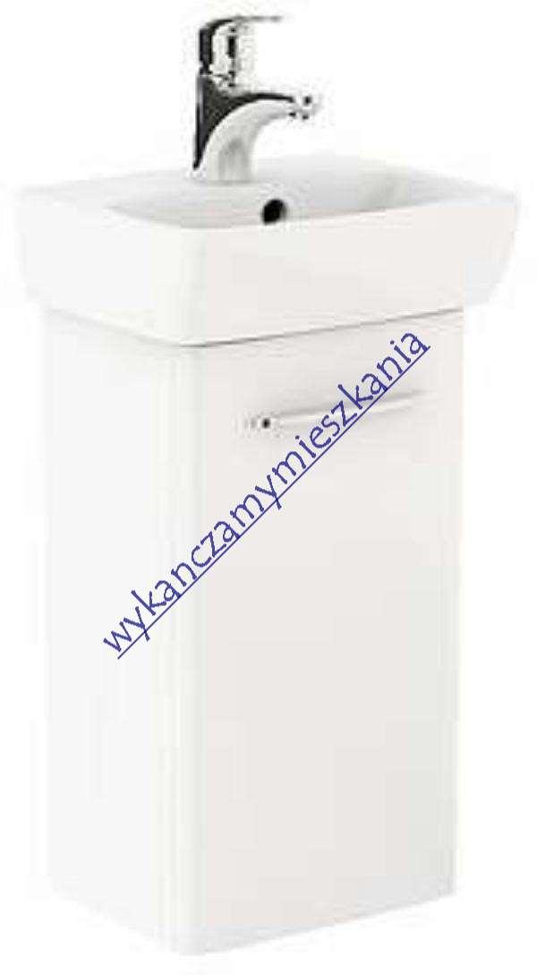 szafki pod umywalkę białe